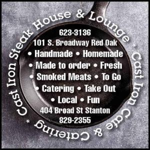 Cast Iron Steakhouse, Lounge & Cafe