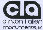 Clinton L. Allen Monuments, Inc