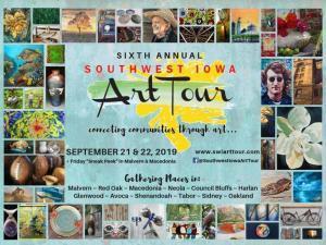 Southwest Iowa Art Tour