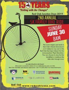 2nd Annual Family Bike Ride
