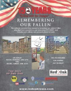 Remembering Our Fallen Tribute Towers