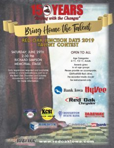 Bring Home the Talent Contest