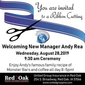 Ribbon Cutting: United Group Insurance