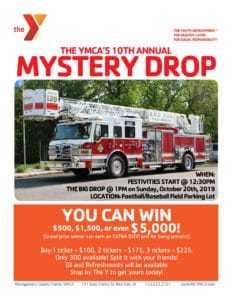 YMCA Mystery Drop