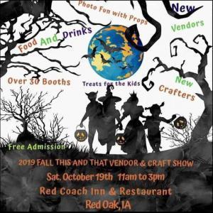 Fall Vendor Fair 2019
