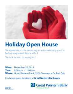 GWB Open House
