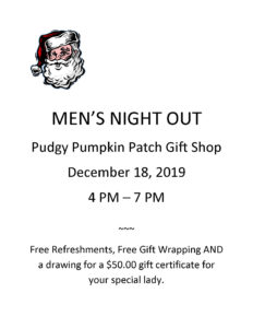 Men's Night Out 2019