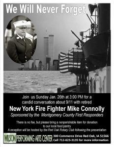Mike Connolly 9-11