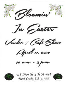 Bloomin' In Easter